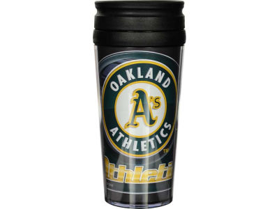 Oakland Athletics 16oz Travel Tumbler
