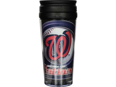 Washington Nationals 16oz Travel Tumbler