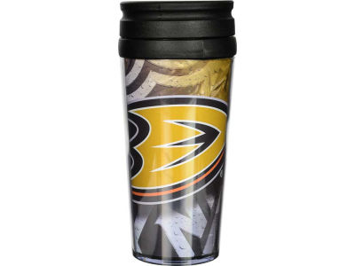 Anaheim Ducks 16oz Travel Tumbler