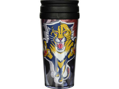Florida Panthers 16oz Travel Tumbler