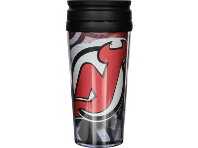 New Jersey Devils 16oz Travel Tumbler