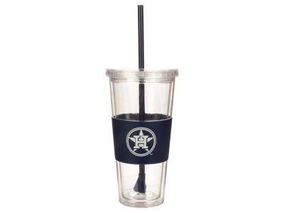 Houston Astros 22oz. Tumbler with Straw