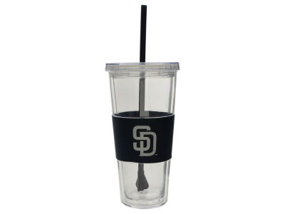 San Diego Padres 22oz. Tumbler with Straw