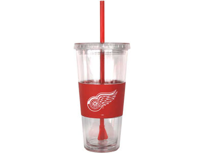 Detroit Red Wings 22oz. Tumbler with Straw