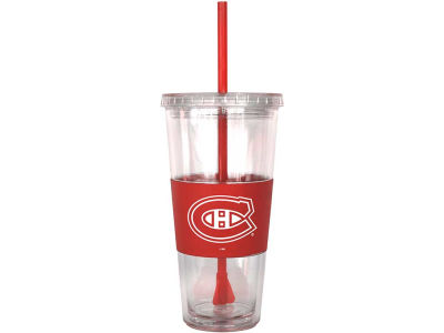 Montreal Canadiens 22oz. Tumbler with Straw