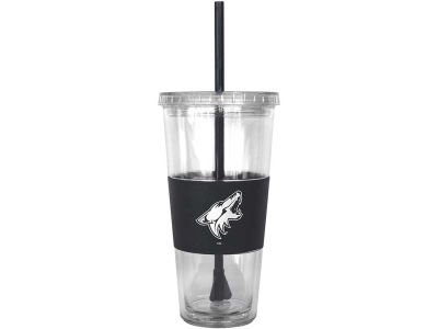 Phoenix Coyotes 22oz. Tumbler with Straw