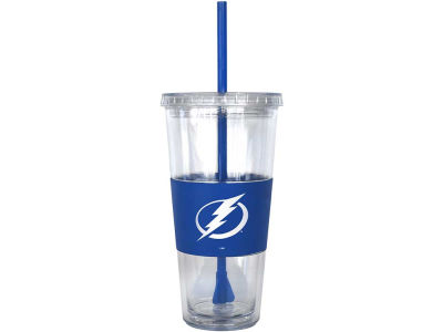 Tampa Bay Lightning 22oz. Tumbler with Straw