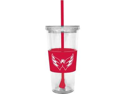 Washington Capitals 22oz. Tumbler with Straw