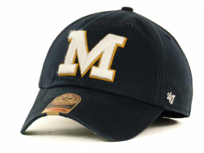 Missouri Tigers '47 NCAA Navy '47 FRANCHISE Cap