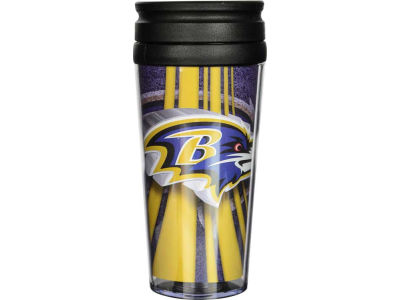 Baltimore Ravens 16oz Travel Tumbler