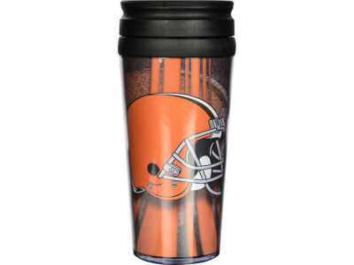Cleveland Browns 16oz Travel Tumbler