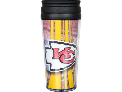 Kansas City Chiefs 16oz Travel Tumbler