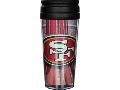 San Francisco 49ers 16oz Travel Tumbler