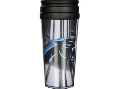 Carolina Panthers 16oz Travel Tumbler