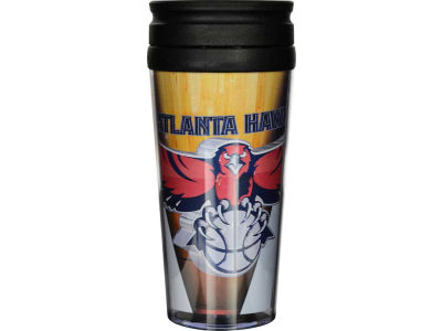 Atlanta Hawks 16oz Travel Tumbler