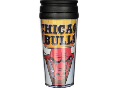 Chicago Bulls 16oz Travel Tumbler