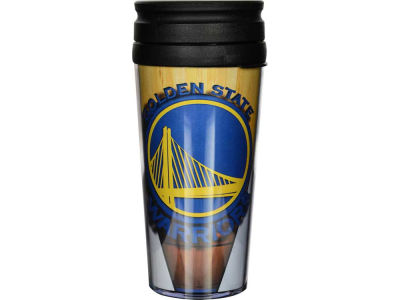 Golden State Warriors 16oz Travel Tumbler