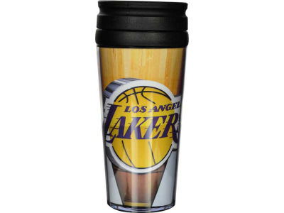 Los Angeles Lakers 16oz Travel Tumbler