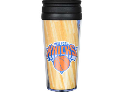 New York Knicks 16oz Travel Tumbler