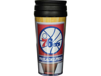 Philadelphia 76ers 16oz Travel Tumbler
