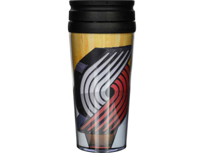 Portland Trail Blazers 16oz Travel Tumbler