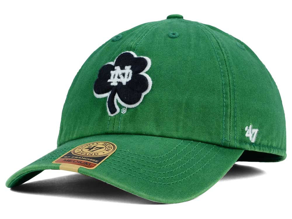 online retailer d78ac 8f0a5 ... official notre dame fighting irish 47 ncaa 47 franchise cap c9e8f ce48a