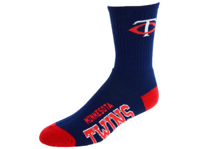 Minnesota Twins For Bare Feet Deuce Crew 504 Socks