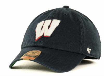 Wisconsin Badgers '47 NCAA Navy '47 FRANCHISE Cap