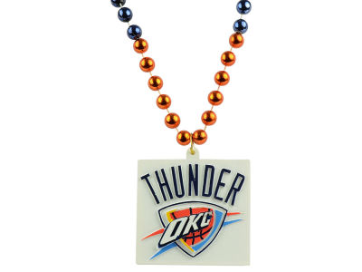 Oklahoma City Thunder Team Logo Beads-Rico
