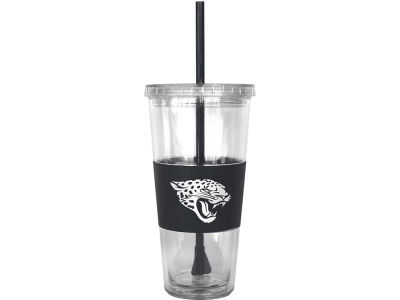 Jacksonville Jaguars 22oz. Tumbler with Straw