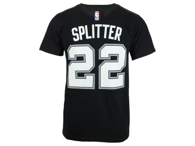 San Antonio Spurs Tiago Splitter adidas NBA Men's Player T-Shirt