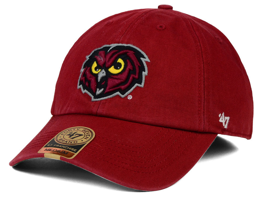 huge selection of 73911 5f520 ... coupon for temple owls 47 ncaa 47 franchise cap e165a 9ebea