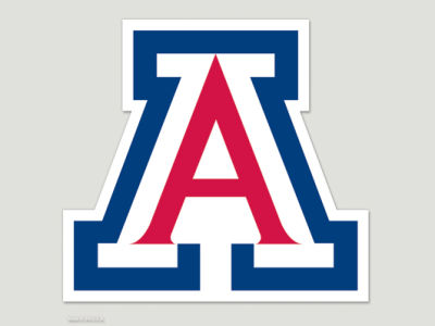 Arizona Wildcats Die Cut Color Decal 8in X 8in