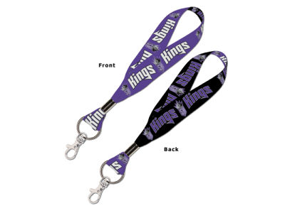 Sacramento Kings Lanyard Key Strap