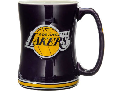 Los Angeles Lakers 14 oz Relief Mug