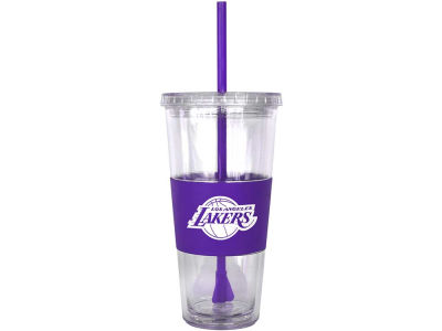 Los Angeles Lakers 22oz. Tumbler with Straw
