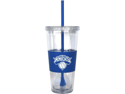 New York Knicks 22oz. Tumbler with Straw