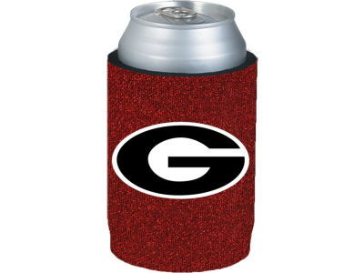 Georgia Bulldogs Glitter Can Coozie