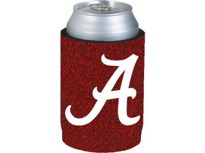 Alabama Crimson Tide Glitter Can Coozie