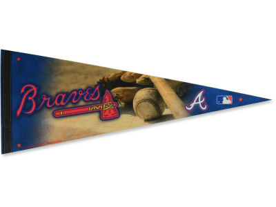 Atlanta Braves 12x30in Pennant