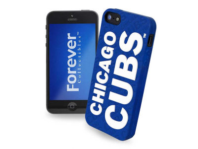 Chicago Cubs iPhone SE Case Silicone Logo