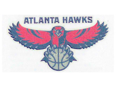 Atlanta Hawks Tattoo 4-pack