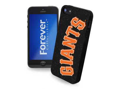 San Francisco Giants iPhone SE Case Silicone Logo