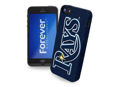 Tampa Bay Rays iPhone SE Case Silicone Logo
