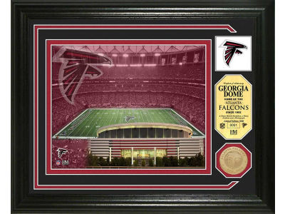 Atlanta Falcons Photo Mint Coin-Bronze