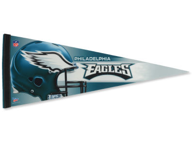Philadelphia Eagles 12x30in Pennant