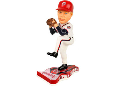 Washington Nationals Stephen Strasburg Pennant Base Bobble