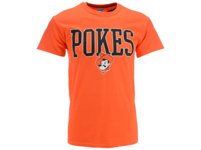 Oklahoma State Cowboys NCAA Pokes With Logo Under T-Shirt