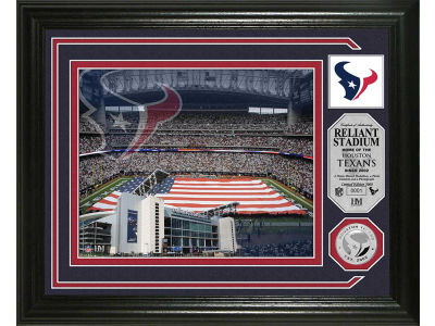 Houston Texans Photo Mint Coin-Bronze