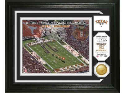 Texas Longhorns Photo Mint Coin-Bronze